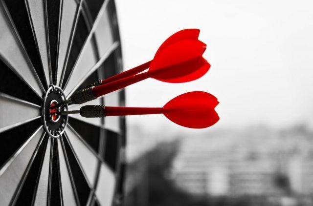 Seu foco deve ser total nas metas estabelecidas